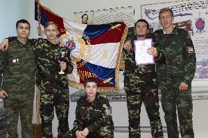 Военно-патриотический слет «Отечество»