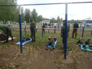 В Иванове прошли городские соревнования «Школа безопасности»