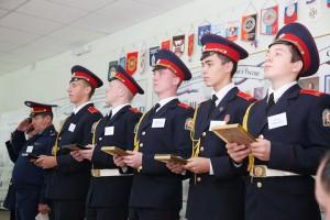 Александр Беглов передал воспитанникам Иваново-Вознесенского кадетского корпуса приветствие от Президента России