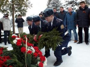 Память жителей и защитников блокадного Ленинграда почтили в Иванове
