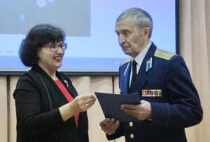 Встреча с писателем Шишкиным Владимиром  Георгиевичем