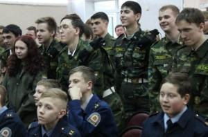 Интерактивная викторина «История кадетского образования»