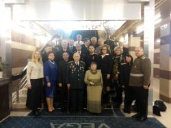 В Москве состоялся III Всероссийский семинар-совещание руководителей Кадетских образовательных учреждений и соратников по Кадетскому Делу