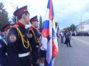 XIV Межрегиональные Суворовские сборы