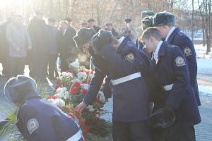 В Иванове прошли торжества, посвященные 75-летию со дня прибытия на ивановскую землю французских летчиков полка «Нормандия-Нема
