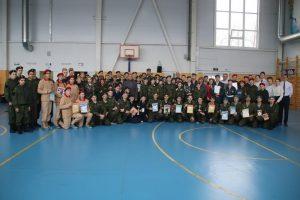 29 февраля 2020 года состоялась ежегодная военно-спортивная игра «Юные защитники Отечества».