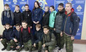 Экскурсия в Следственное управление СК РФ по Ивановской области